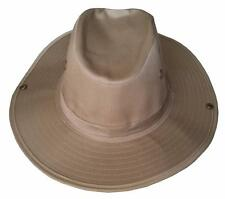 New Fishing Hiking Hunting Military Snap Brim Bucket Boonie  Hat Cap All Size