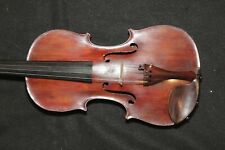Antique 1894 French violin by Collin- Mezin 4/4