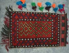 N2577 Vintage Handmade Afghan Balisht Stunning Cushion Cover Pillow 89 x 48 Cm