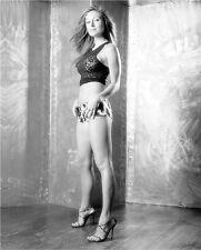 SASHA ALEXANDER  8 X 10 GLOSSY PHOTO # 6