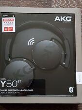 AKG Y50BT Foldable Headphones - Black (Y50BTBLK)