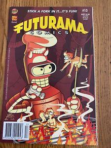 FUTURAMA COMICS (SIMPSONS)   #13  Bongo  (Otter)  2005