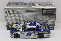 CHASE ELLIOTT #9 2018 NAPA CAN AM DUEL WIN 1/24 SCALE NEW IN STOCK FREE SHIPPING