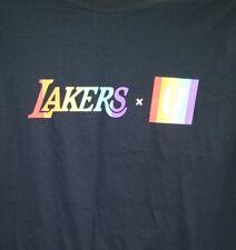 Gay Pride LAKERS T-shirt  XL