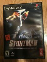 STUNTMAN - PS2 - COMPLETE WITH MANUAL - FREE S/H - (EE)