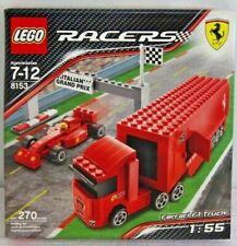 8 LEGO Red Slope Brick Curved ref 50950  Set 8671 4955 8156 8143 8155 8142 8153