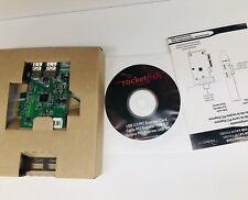 NEW Rocketfish USB 3.0 PCI Express Card Computer Component Part, RF-P2USB3