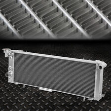 3-ROW FULL ALUMINUM RACING RADIATOR 91-01 JEEP CHEROKEE/COMANCHE 2.5L/4.0L l4/l6