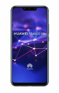 Huawei Mate 20 Lite 64GB Blue Dual sim 4GB Ram Unlocked Smartphone