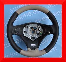 Lederlenkrad Lenkrad passend für BMW E87 E90 E91 E92 E93 1er 3er Tuning Teile