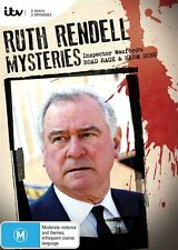Ruth Rendell Mysteries: Inspector Wexford's Road Rage / Harm Done (DVD, 2 Discs)