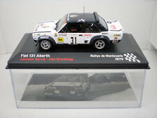 COCHE SEAT FIAT 131 ABARTH RALLYE 1:43 IXO model car rally montecarlo 1979