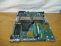 Dell Poweredge 1750 Server Motherboard w/ Dual 2.4GHz CPUs 1GB PCI-X Riser J3014