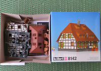 Kibri 8142 -- H0 - Fachwerk-Bauernhaus --  NEU und OVP