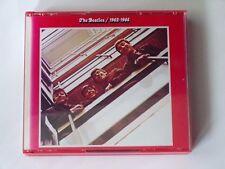 The Beatles – 1962 - 1966 [Japanese 2CD] 1998 TOCP-51127・28 No OBI