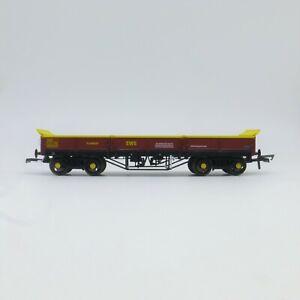 Dapol OO Gauge Turbot Bogie Ballast Wagon EWS (4F-043-007) - New