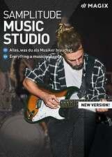 Magix Samplitude Music Studio 2020 PC Windows Genuine Lifetime Digital Key