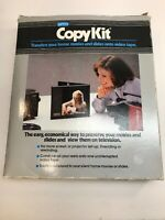Sima Copy Kit, Home Movies to Video Tape, Vintage VHS/Camcorder Equipment