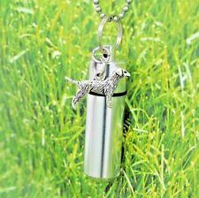 Labrador Retriever Cremation Jewelry, Engravable Dog Urn Necklace, Pet Memorial