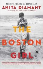 The Boston Girl by Anita Diamant (2015, Paperback)
