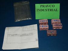 Set of 5 Regal Ware Inc. B7738-1 Support Block 36c Urn Feet Size B B77381