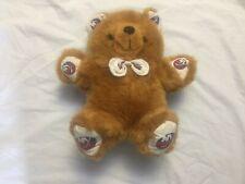 NY Islanders Vintage Pillow Pal Puck/Teddy Bear