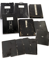 Graflex Grafmatic & Film Pack Adapters 4x5 Film Holders for Parts