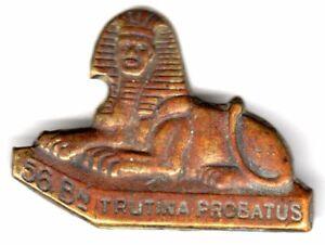 Australian 56th Battalion Collar Badge 1930's