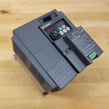 Mitsubishi FR-E740-3.7K Invertor, Input 380-480 VAC 15.1 Amp 3 Phase - USED
