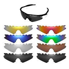 Wl Lüftungsschlitz Ersatz Gläser für Oakley M-GESTELL Wechsel