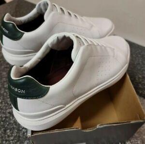 New white Men's SKECHERS 'Mark Nason  Sz 10.5 US Shoes in box