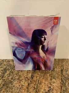 Adobe After Effects 6 (Mac) - Factory Sealed NIB
