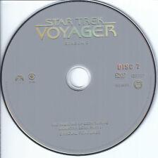 Star Trek Voyager Season 6 Disc 7 Replacement DVD Disc