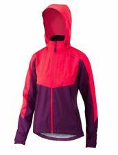 Altura Womens Thunderstorm Waterproof Jacket 10 Purple / HiVIS Pink  - New