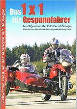 Gespann - Beiwagen - Seitenwagen   Das 1x1 für Gespannfahrer   Krad mit Beiwagen