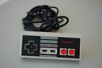 Manette officielle d'époque (d'origine) pour Nintendo NES : fonctionne