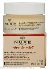 Nuxe REVE DE MIEL Ultra Nourishing LIP BALM With Honey 15g Dry/Chapped Lips