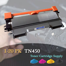 1-20PK TN450 Toner For Brother DCP-7060D 7065DN HL-2220 2230 2240 MFC-7240 lot