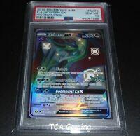PSA 10 GEM MINT Noivern GX SV78/SV94 SM Hidden Fates SHINY HOLO Pokemon Card