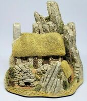 David Winters Cottages CROFTERS COTTAGE 1986 Hand Made Hand Painted