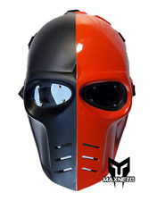 MAXNETO Airsoft Mask Army of Two Paintball BB Gun DJ Outdoor Cosplay Deathstroke