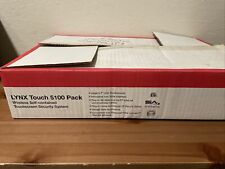 New Open Box Honeywell Lynx Touch 5100 wireless alarm system for Home, L5100Pk