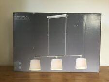 Next Blakeney Linear 3 Light Pendant rrp £120