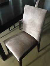 Dining Table Chairs   Freedom Furniture   RRP $495 Each   6 Available