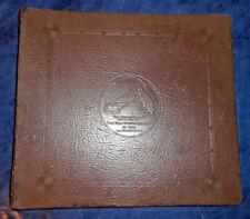 RACCOGLITORE PER DISCHI 78 giri (per 9 dischi diametro cm. 30) Voce del Padrone