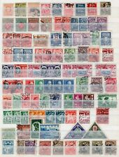 Baltic States Mostly Older Accumulation 211 Stamps Mint-Used