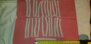 25 Replacement Wicks for Bamboo Torches Garden /lanterns