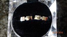 Christ 585 Weißgold Brillant Ohrstecker NP. 299€ Tip Top