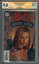 Buffy The Vampire Slayer #1 CGC SS Signed 9.8 Sarah Michelle Gellar Photo 006