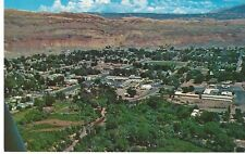 Moab Utah, Center of Utah's Uranium Industry, c. 1950's Vintage Unused Postcard